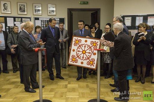 تدشين متحف تاريخ الاستشراق في جامعة موسكو الحكومية