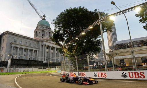 فيتيل أولاً في تجارب سنغافورة الثانية