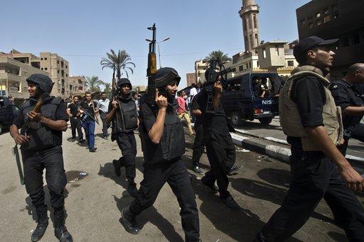 حبس 81 متهما من المقبوض عليهم فى احداث كرداسة في مصر 15 يوما