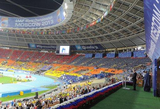 الاتحاد الدولي لألعاب القوى يشتبه بوجود 7 حالات منشطات في بطولة موسكو