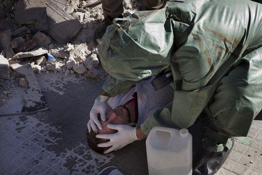 الامم المتحدة: لا يجوز ضياع الوقت فيما يتعلق باتلاف السلاح الكيميائي السوري