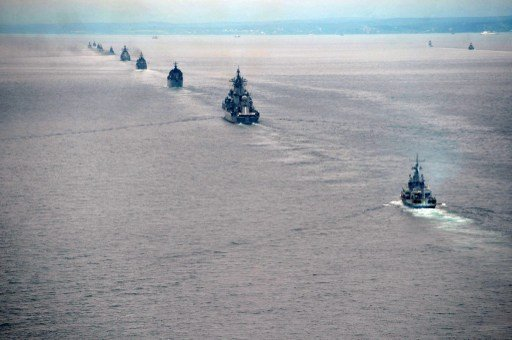انطلاق تدريبات لأسطول الشمال الروسي في بحر بارنتس بمشاركة 30 سفينة وغواصة