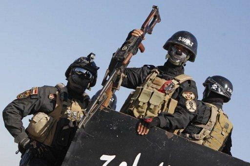 مقتل 6 عناصر من قوات الشرطة الخاصة العراقية في هجوم انتحاري