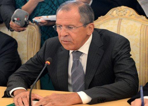 لافروف سيبحث الوضع في سورية مع كيري والإبراهيمي على هامش الجمعية العامة للأمم المتحدة