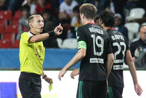 الدوري الروسي.. تيريك غروزني يخسر على أرضه أمام كراسنودار