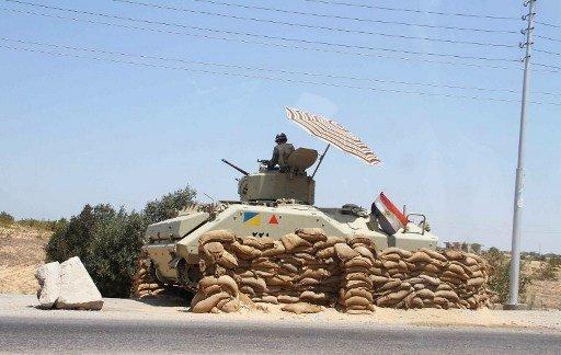 اصابة جنديين بانفجار عبوة شمال سيناء والقاء القبض على 7 من المتهمين في أحداث كرداسة