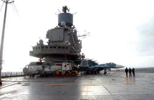 أجهزة القوى الروسية تضع خطة لإجلاء المواطنين الروس من سورية في حال تصاعد النزاع