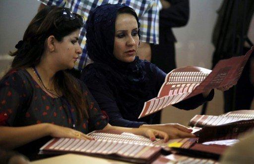 نسبة المشاركة في إنتخابات كردستان أكثر من 70 بالمئة والنتائج الخميس القادم