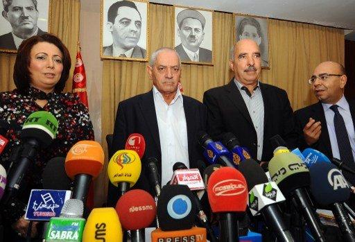 نقابة الاتحاد التونسي للشغل تقرر الانتقال إلى مرحلة الضغط على الحكومة