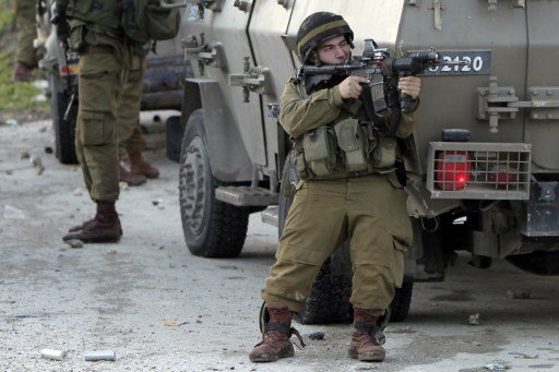 مقتل جندي إسرائيلي في منطقة الحرم الابراهيمي في الخليل اثر عملية إطلاق نار