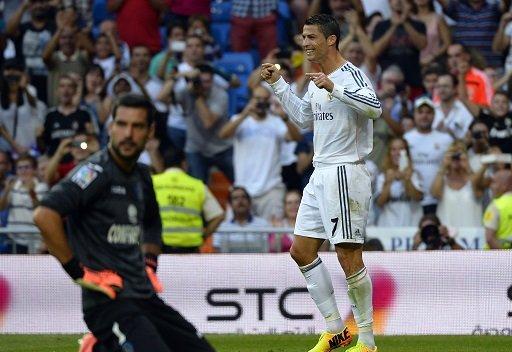 ريال مدريد يقسو على خيتافي في غياب بيل