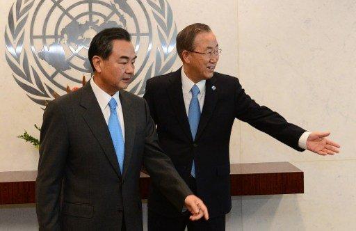 الصين مستعدة للمشاركة في تدمير الأسلحة الكيميائية السورية
