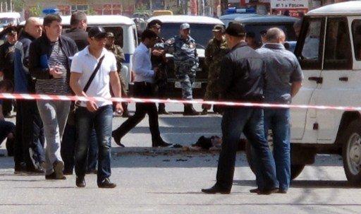مقتل شرطيين وإصابة 16 آخرين في هجوم انتحاري بداغستان جنوب روسيا