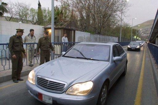 الأمم المتحدة وواشنطن تدينان قصف السفارة الروسية في دمشق
