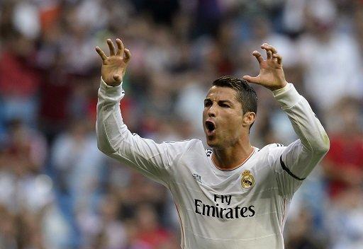 بالفيديو .. رونالدو يحرز هدفاً رائعاً بكعبه في شباك خيتافي