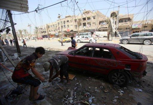 الخارجية الروسية: تكثيف نشاط الإرهابيين في العراق مرتبط ارتباطا مباشرا بالأحداث في سورية