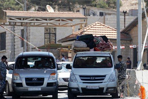 منصور: عدد النازحين من سورية الى لبنان تجاوز المليون و300 الف