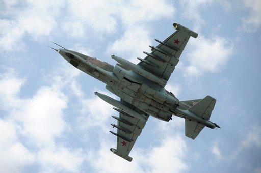 العثور على جثة قائد طائرة مقاتلة تحطمت في جنوب روسيا يوم الاثنين