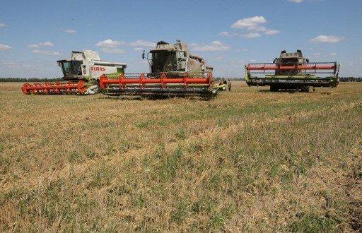 الصين تنوي استئجار نحو 5% من أراضي أوكرانيا الزراعية