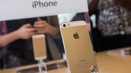 شركة آبل تسجل أرقاما قياسية في مبيعات هواتفها