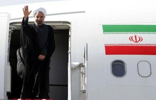 الخارجية الإيرانية: جدول أعمال روحاني في نيويورك لا يتضمن لقاء مع أوباما