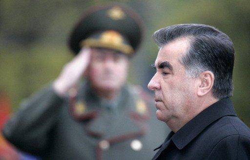 رئيس طاجيكستان يترشح للانتخابات الرئاسية التي ستجري في 6 نوفمبر/تشرين الثاني