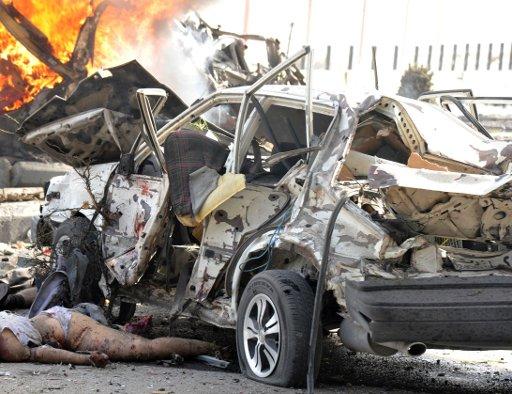 مراسلنا: 5 قتلى على الأقل في تفجير سيارة مفخخة بحي التضامن بدمشق