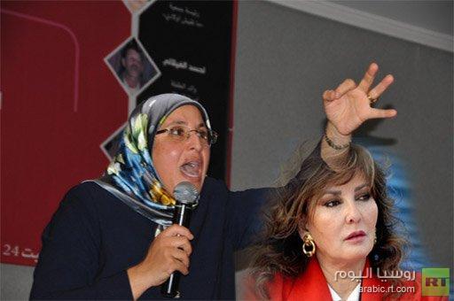 مرة أخرى في المغرب وبسبب السيسي .. تلاسن غير مباشر بين آثار الحكيم ووزيرة مغربية