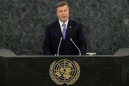 أوكرانيا تؤيد الخطة الروسية الأمريكية بشان اتلاف الكيميائي السوري