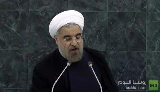 روحاني: الغرب استغل ذريعة التهديد الإيراني لارتكاب الجرائم وإثارة الكوارث خلال العقود الثلاثة الماضية