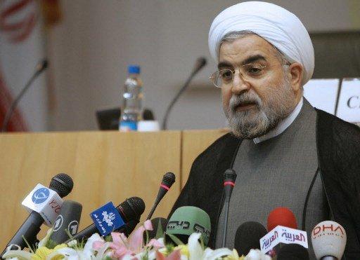 الرئيس الايراني يستنكر جرائم النازية ضد اليهود