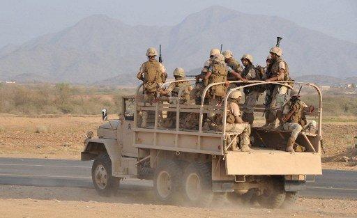 مقتل عنصرين في الحرس الوطني السعودي وإصابة آخرين بانفجار قنبلة أثناء التدريب