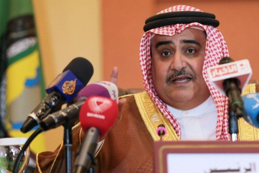 وزير الخارجية البحريني يصف حسن نصرالله بـ