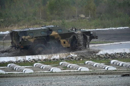 روسيا تسعى لإعادة تسليح قواتها البرية بـنسبة 80%