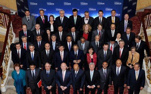 بمشاركة ممثلي 37 دولة ومنظمة..