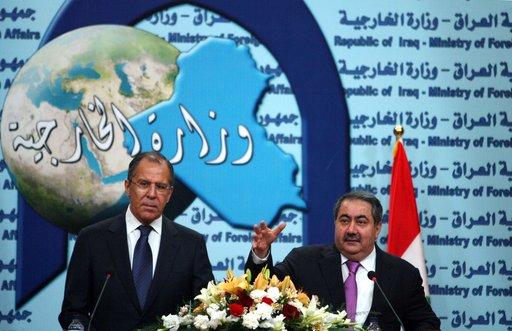 الخارجية الروسية: موسكو وبغداد تؤكدان عدم وجود بديل للتسوية السياسية للأزمة السورية