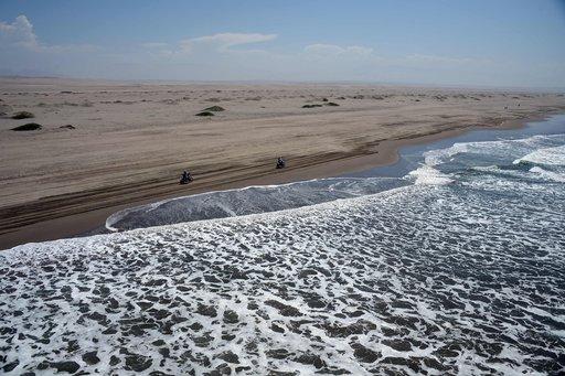 زلزال بقوة 7 درجات بمقياس ريختر يضرب سواحل البيرو