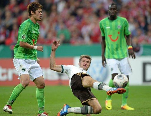 بايرن ميونيخ يواصل الدفاع عن لقب كأس ألمانيا