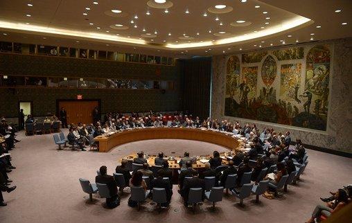 بان كي مون ووزراء خارجية الدول دائمة العضوية في مجلس الأمن يبحثون مبادرة تدمير الكيميائي السوري وآفاق عقد