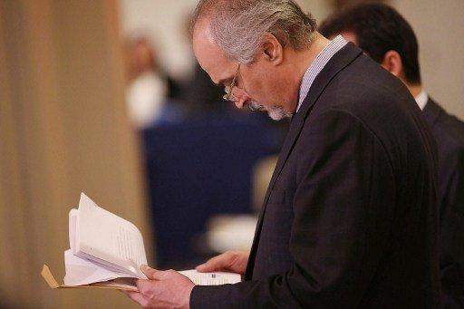 الجعفري: الأزمة السورية ليست قضية كيميائي بل هي قضية وقف تمويل الإرهاب