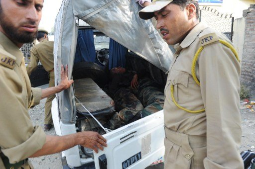 هجوم مسلح يودي بحياة 10 رجال أمن في الشطر الهندي من كشمير