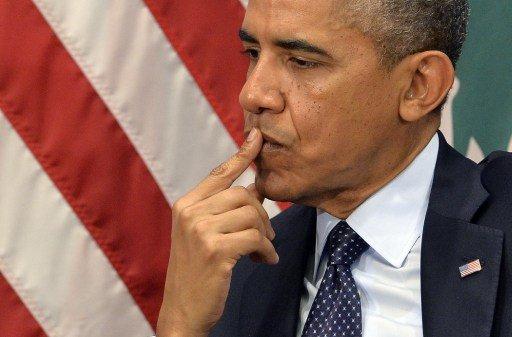 استطلاع.. نصف الأمريكيين غير راضيين عن عمل أوباما كرئيس للبلاد