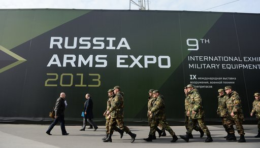 ريابكوف: روسيا ترفض الانضمام حاليا إلى الاتفاقية الدولية حول تجارة الأسلحة