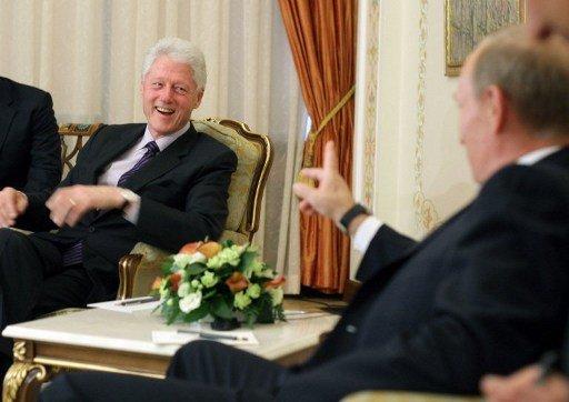 كلينتون: بوتين لم يخلف بوعد قط