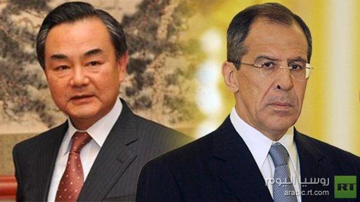 الخارجية الروسية تؤكد تطابق مواقف موسكو وبكين بشأن عدم جواز أي سيناريوهات عسكرية بسورية