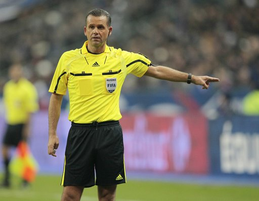 الاتحاد الإسباني يضع حكم مباراة ريال مدريد والتشي في الثلاجة!