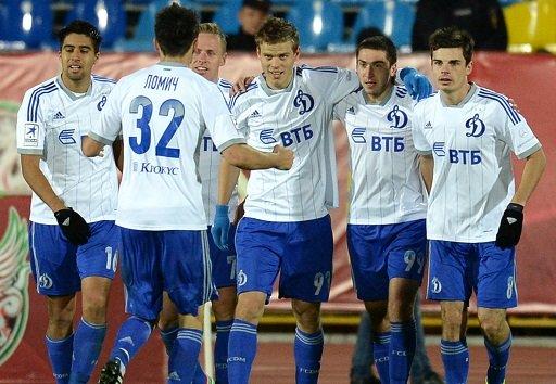 الدوري الروسي .. دينامو موسكو يعود بتعادل إيجابي من قازان