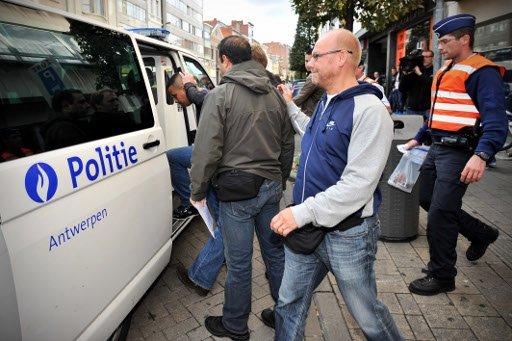 اعتقال زعيم عصابة متطرفة في بلجيكا كانت تجند الأوروبيين للقتال بسورية