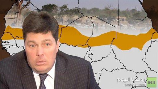 مارغيلوف: روسيا ستتابع تطور الوضع في الساحل الإفريقي وستدعم دول المنطقة