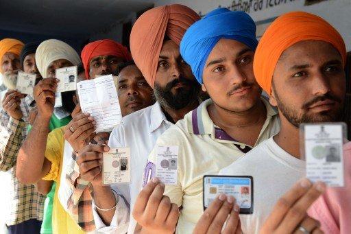 المحكمة العليا في الهند تجيز التصويت ضد جميع المرشحين في الانتخابات